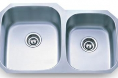 1300 – 16/18 GAUGE STAINLESS STEEL KITCHEN SINK