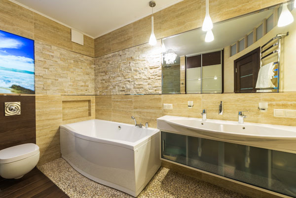 Plans To Remodel Your Bathroom Go With Granite