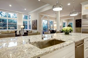 Enjoy Easy to Clean Granite Countertops