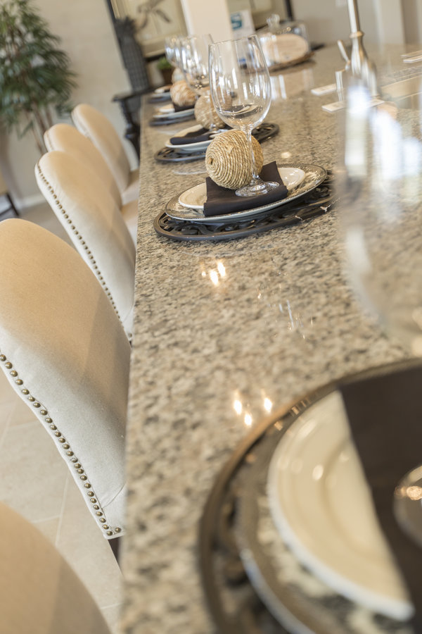 Design a Custom Granite Dining Table for Your Holiday Meals