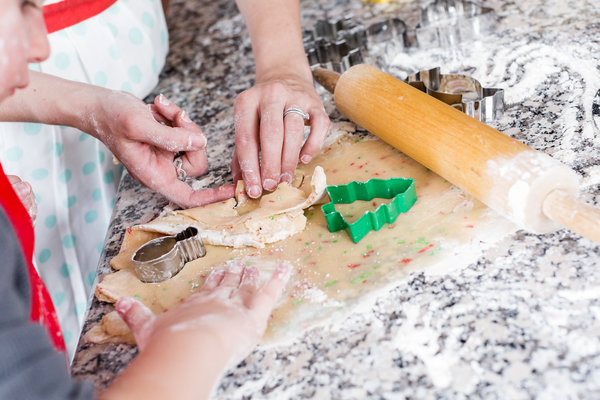 Enjoy Holiday Baking with Easy to Clean Granite Countertops