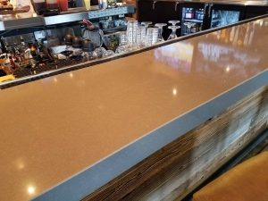 Natural Stone Counter for Your Commercial Bar Top