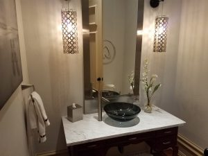 Transform Your Bathroom with White Carrera Marble