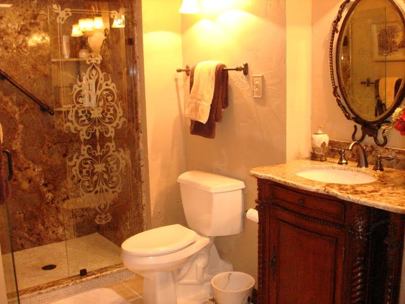 Remodel Your Bathroom with Natural Stone