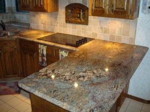 Getting to Know Your Natural Granite Countertops