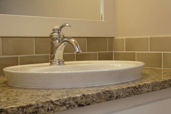 Custom Shaped Granite…Creating Pieces to Fit Your Home