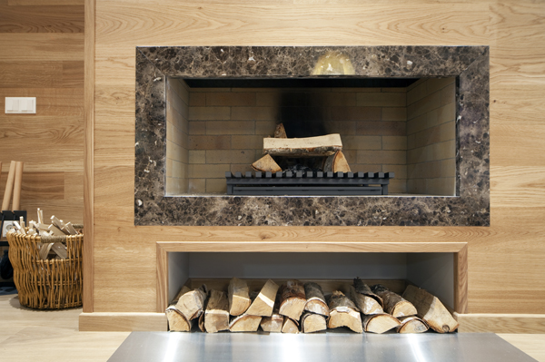 Get Cozy in Front of Your Natural Stone Fireplace