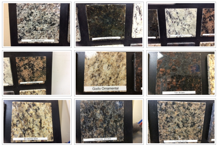 Determining Which Color of Granite Will Look Best in Your Kitchen