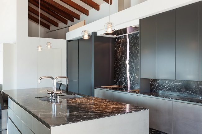 Choose Marble for Your New Kitchen Countertops