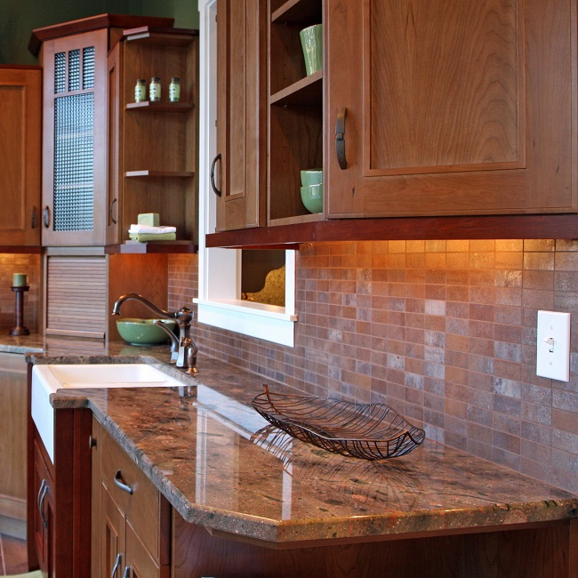 The Perfect Edge for Your New Granite Countertops