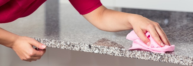 Trouble Keeping Your Countertops Clean? Switch to Granite!