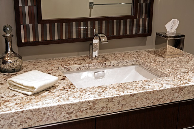 Choose Luxurious Granite for Your Bathroom Remodel