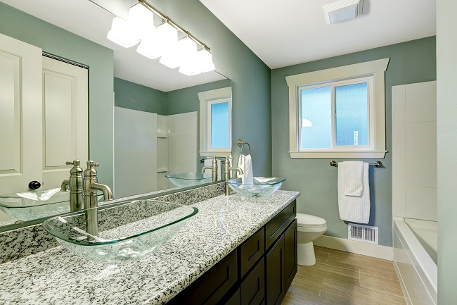 Custom Marble Counters for Your New Bathroom