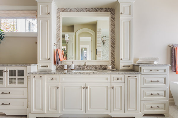 Enjoy Natural Stone Countertops in Your New Bathroom