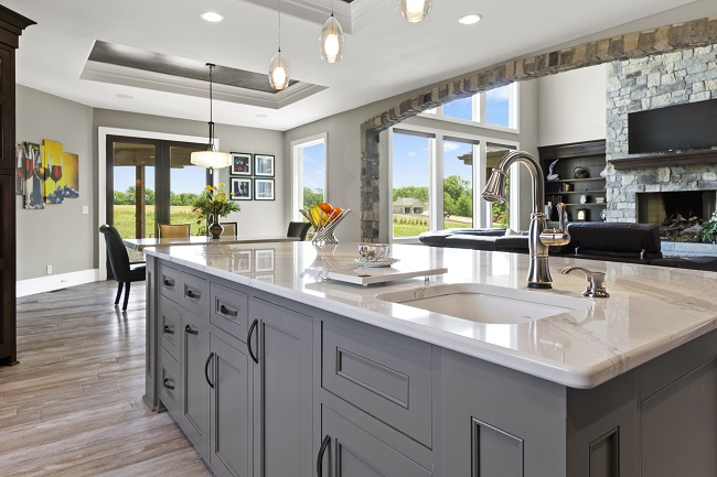 4 Steps Involved In Countertop Fabrication