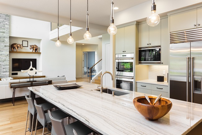 Top Two Choices for Non-Porous Natural Stone Countertops