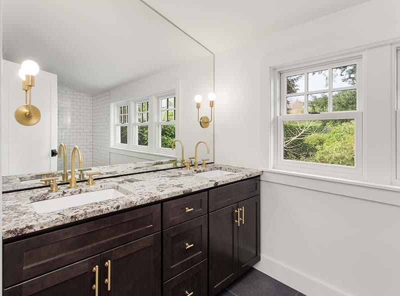 Best Stone Material for Upgrading Your Bathroom Countertop