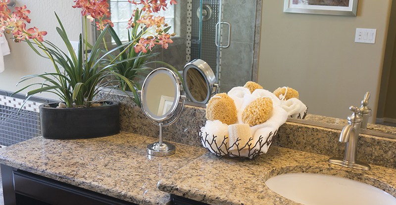 3 Reasons To Go With Granite Countertops In Your Bathroom