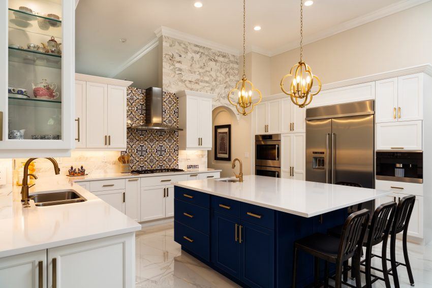 4 Benefits of Choosing Marble Countertops for Your Kitchen
